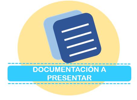 Documentos a presentar